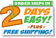 2 Day Sign Guarantee! Free Shipping!