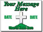 Design CH01 Church Sign Design
