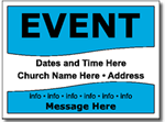 Design CH16 Church Sign Design