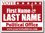 Design P102 Political Sign Design