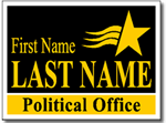 Design P206 Political Sign Design