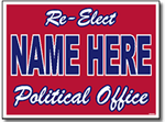 Design P22 Political Sign Design