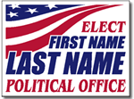 Style P92 Political Sign Design