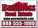 Style RE06 Real Estate Sign Design