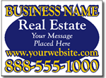 Style RE09 Real Estate Sign Design